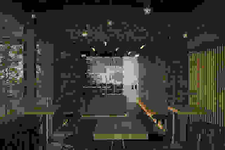 Bares e clubes minimalistas por 21arquitectos Minimalista