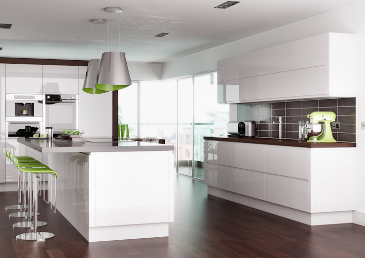 Kitchen by Metro Wardrobes London,