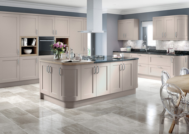 Kitchen oleh Metro Wardrobes London