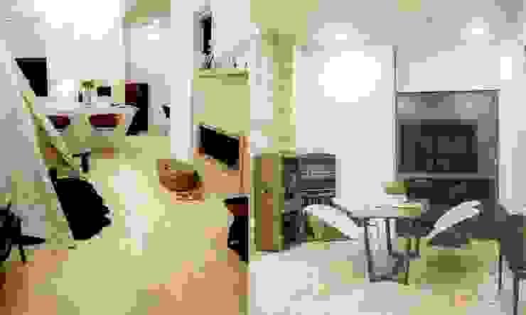 thiết kế biệt thự nghỉ dưỡng Dalat hiện đại Eden Phòng ăn phong cách hiện đại bởi CÔNG TY THIẾT KẾ NHÀ ĐẸP SANG TRỌNG CEEB Hiện đại