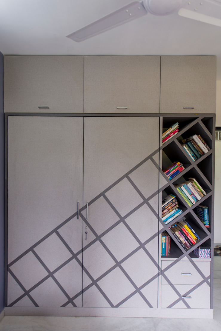 modern  by Chaitali Shah , Modern Plywood
