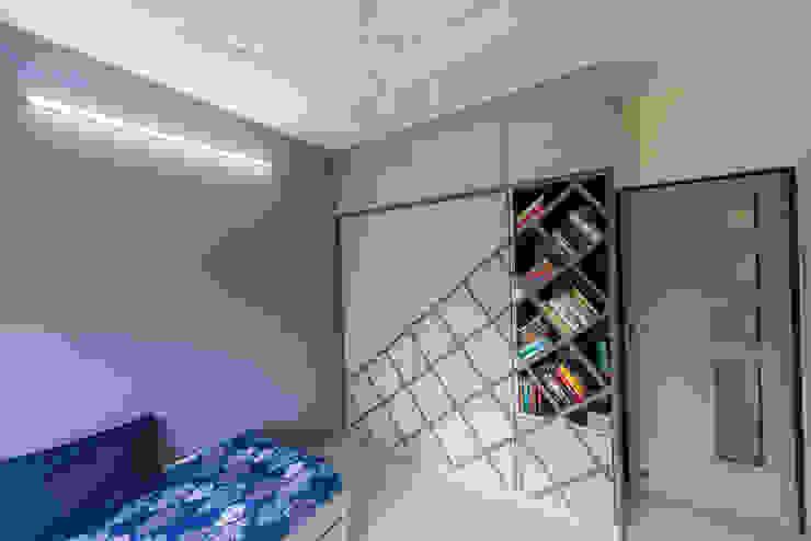 by Chaitali Shah Modern Plywood