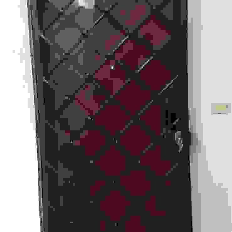 أبواب رئيسية تنفيذ PUERTAS Y DOMOS AUTOMÁTICOS JAIMES,