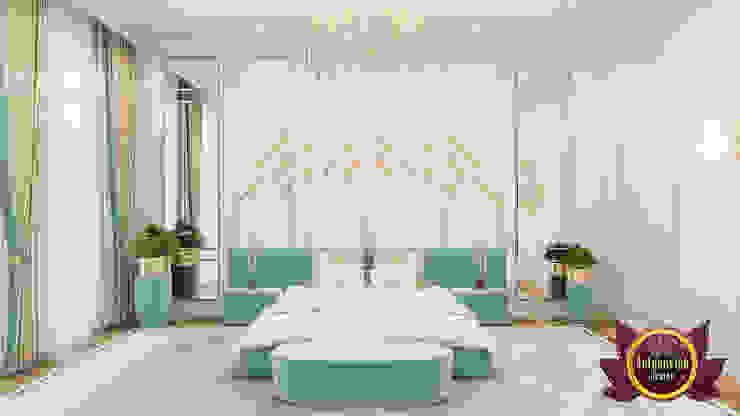 The Perfect Interior Color Combination by Luxury Antonovich Design