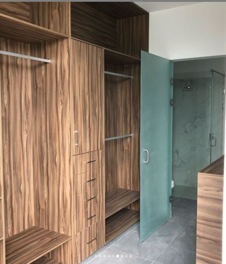 EBA Architecture & Desing Small bedroom