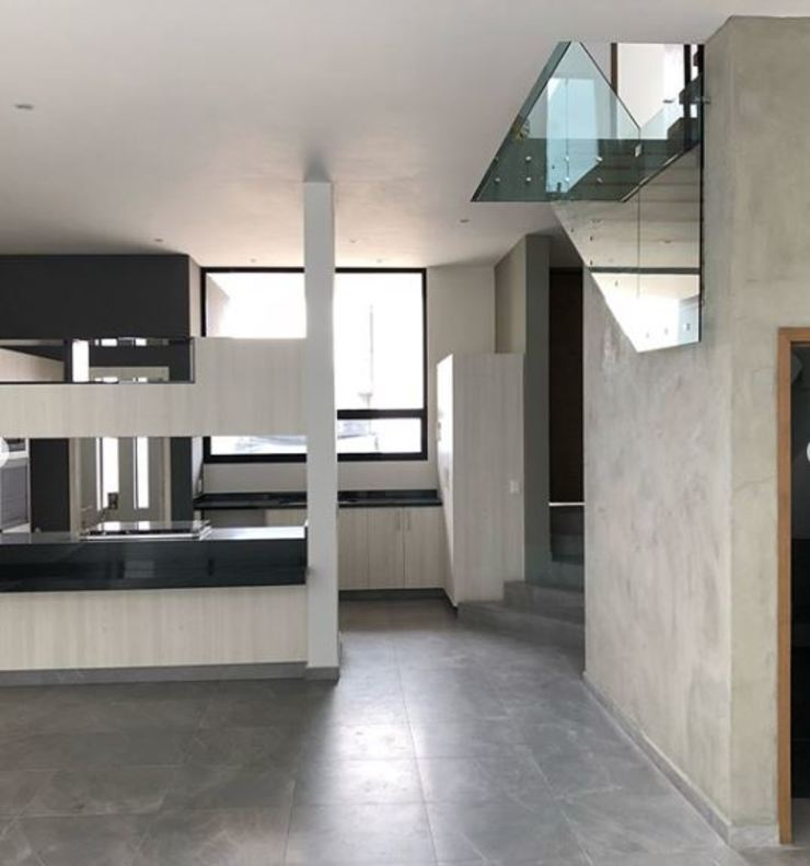 EBA Architecture & Desing Built-in kitchens