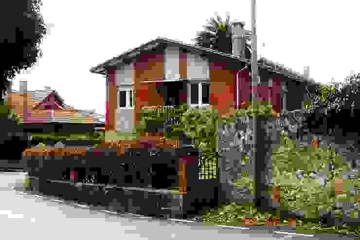 Fachada de arQmonia estudio, Arquitectos de interior, Asturias
