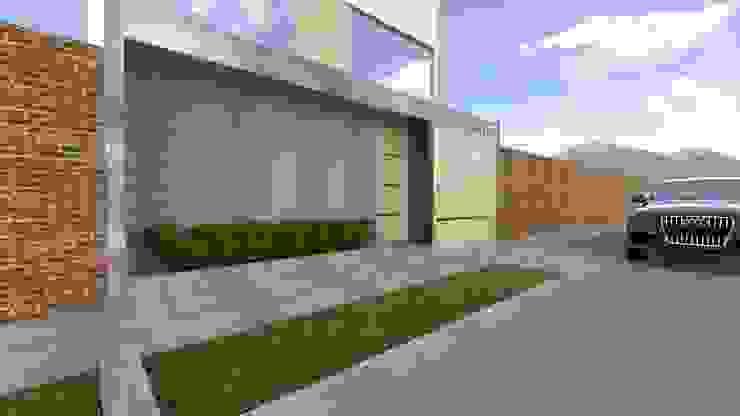 Casa Carhuapoma de arquitectos y asociados