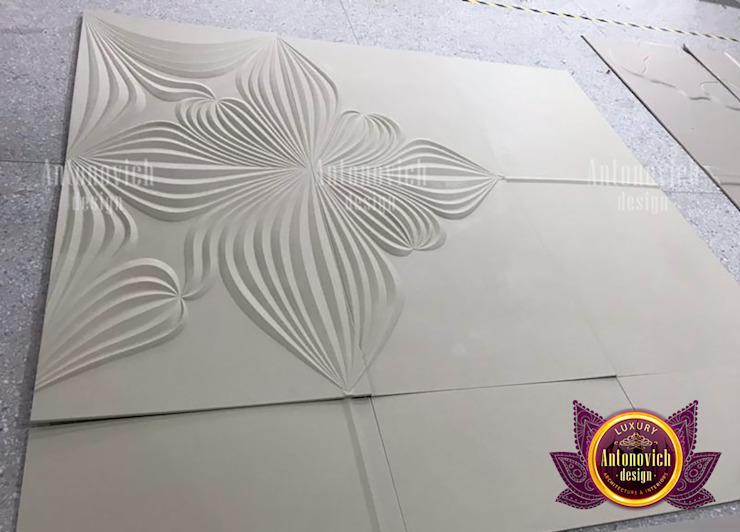 Rare Superb Fit Out Panels by Luxury Antonovich Design