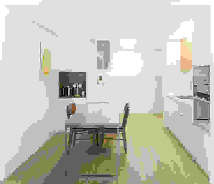 Modern style kitchen by 모아디랩 Modern