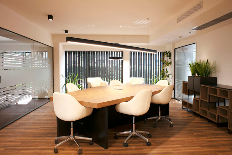 Toplantı Alanı Degostudio Mimarlık Modern