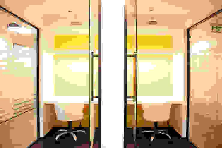 Degostudio Mimarlık – Co-Working Space:  tarz Ofis Alanları,