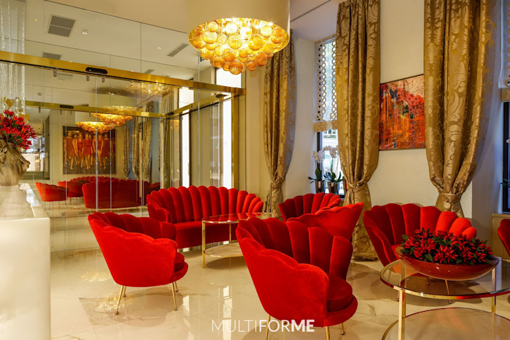 Hotel Das Tyrol Vienna with Absolute Classic hotels by MULTIFORME® lighting Classic