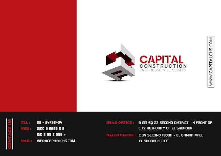 La Rosa من Capital Construction - Eng. Hussein El Serafy