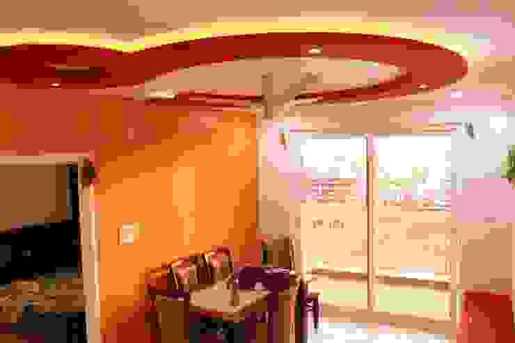 Dinning Hall by SD Interiors & Modulars