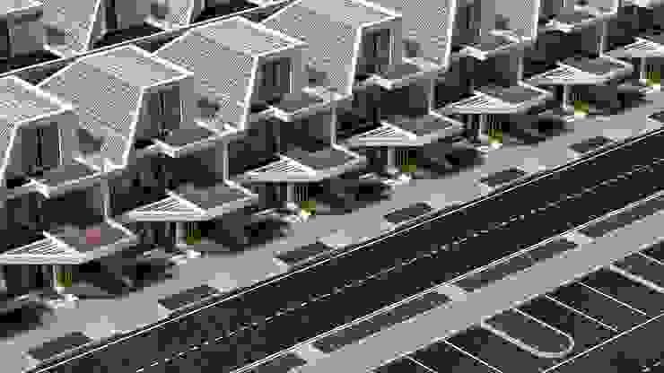 ITIBANA - VIVIENDA UNIFAMILIAR de ZETA CONSTRUCTORES LTDA Moderno