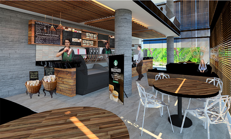 PROPUESTA STARBUCKS BOSQUES de AMID