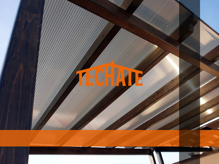 TechaTe Flat roof Transparent