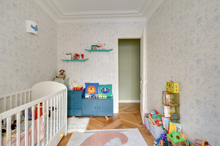 Agence KP Baby room White