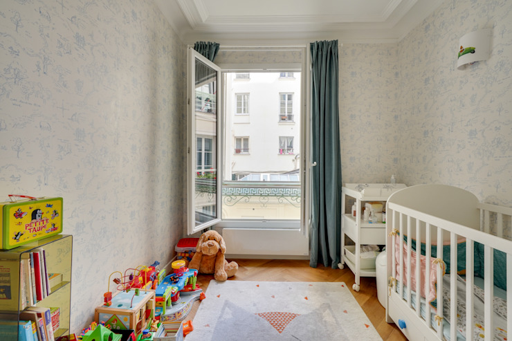 Agence KP Baby room Blue