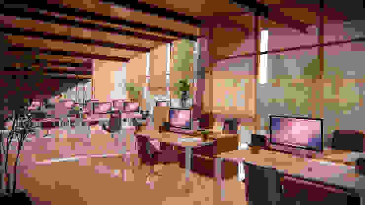 Área Administrativa Estudios y despachos eclécticos de Ancla Imports S.A. de C.V. Ecléctico