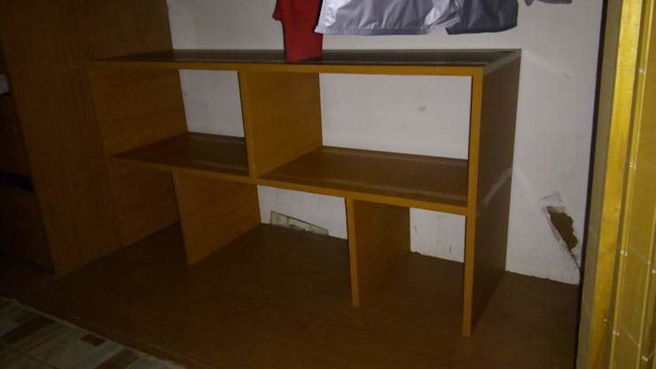 Mobiliario a medida de DagMin Minimalista Madera Acabado en madera