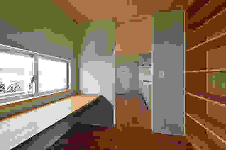 Bureau moderne par プラソ建築設計事務所 Moderne