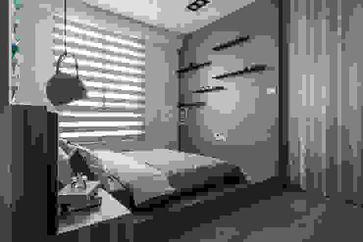 台邦建設-悅世界/丰悅煙景 根據 SING萬寶隆空間設計 現代風