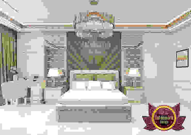 Incredible Modern Bedroom Design by Luxury Antonovich Design