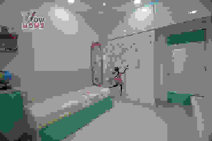 Kids Bedroom by Wow Homz Modern Wood Wood effect