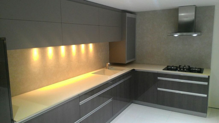 Fresh And Modern Kitchen Design Ideas For Your Home Homify