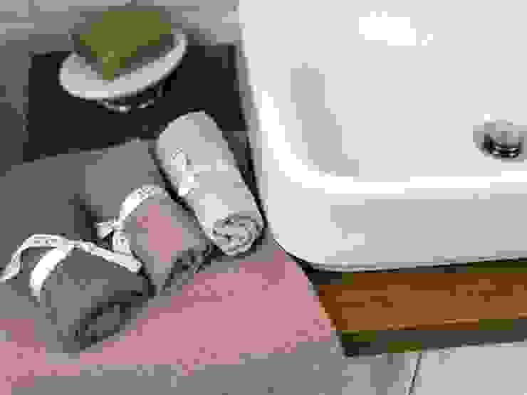 NatureBed BathroomTextiles & accessories Flax/Linen Multicolored