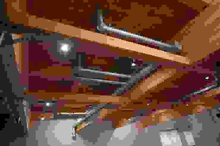 (株)バウハウス Prefabricated Garage Wood Wood effect