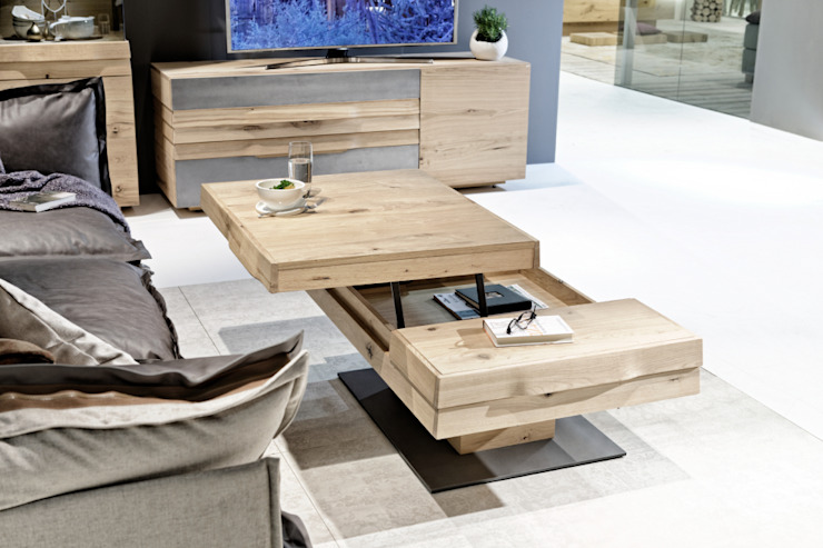 Imagine Outlet Living roomSide tables & trays Wood Brown