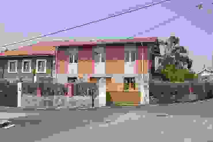 Vivienda anterior a la reforma de arQmonia estudio, Arquitectos de interior, Asturias