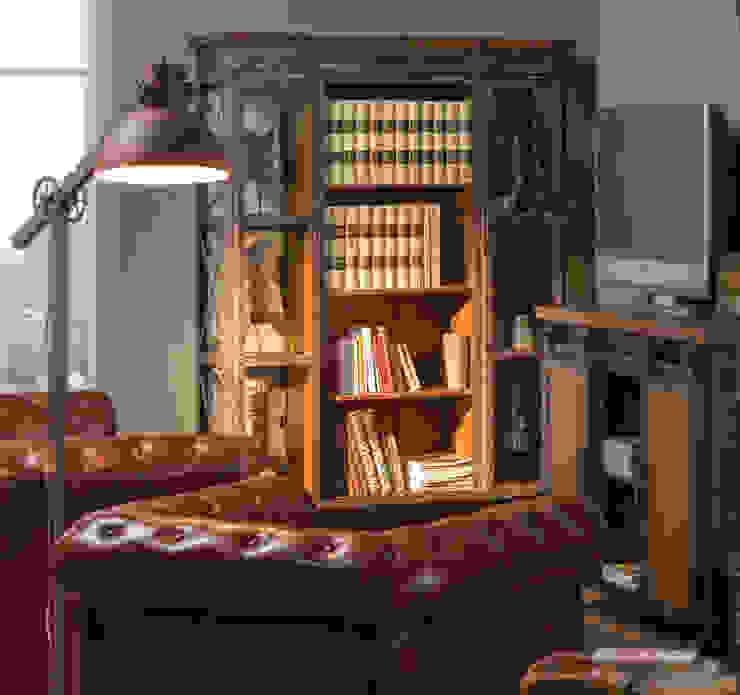 Foto Di Librerie In Legno.Librerie Industrial Legno E Ferro Di Nuovimondi Di Flli Unia Snc