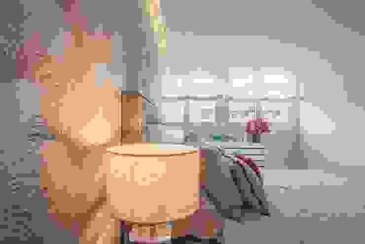 Simetrika Rehabilitación Integral Colonial style bedroom