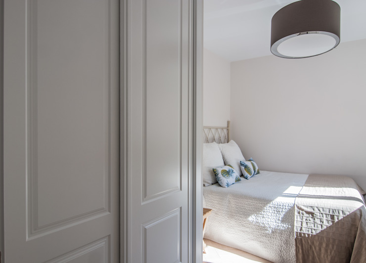 Simetrika Rehabilitación Integral Classic style bedroom
