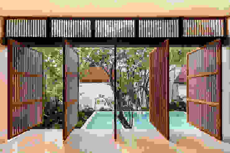 Jungle Keva: Salas de estilo  por JAQUESTUDIO,