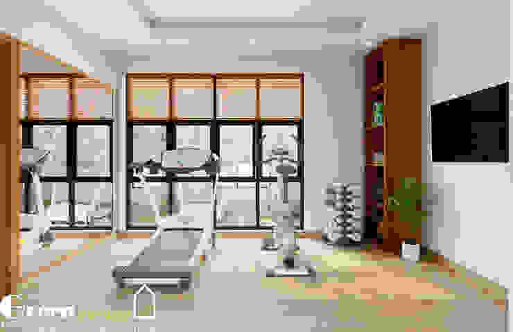 Green Interior 健身房