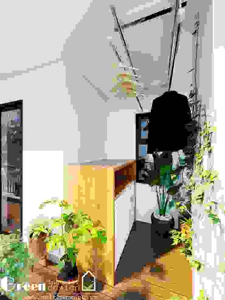 Green Interior 庭院