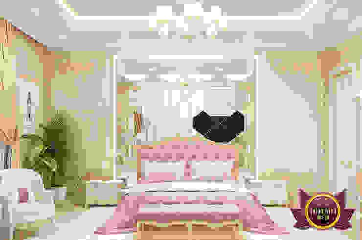 Incredible Pink Mood In Interior Design by Luxury Antonovich Design