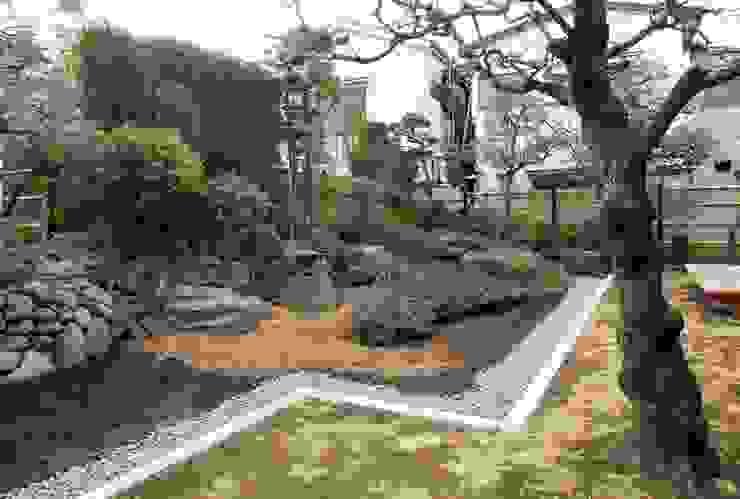 松井建築研究所 Eclectic style gardens