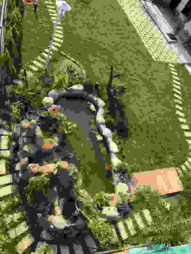 庭園造景 根據 houseda 鄉村風 石器