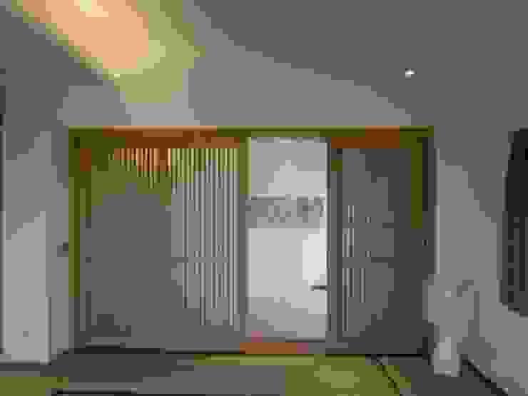 障子門 根據 houseda 日式風、東方風 木頭 Wood effect