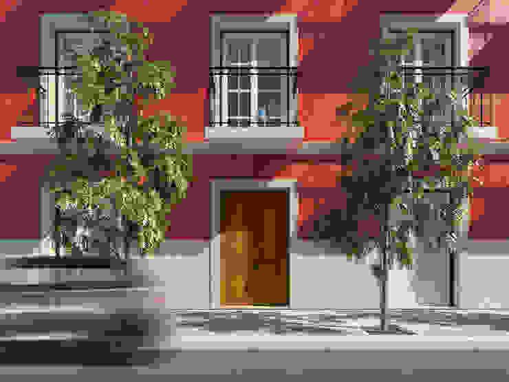 Minimalist houses by martimsousaemelo Minimalist