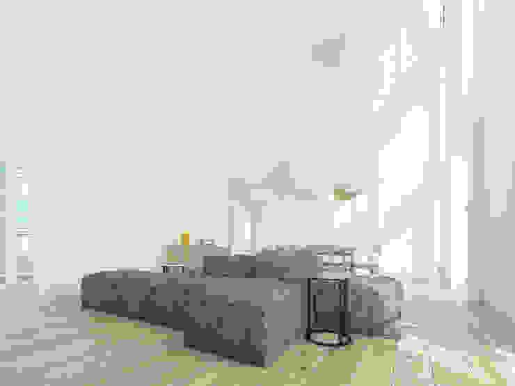 Minimalist dining room by martimsousaemelo Minimalist Wood Wood effect