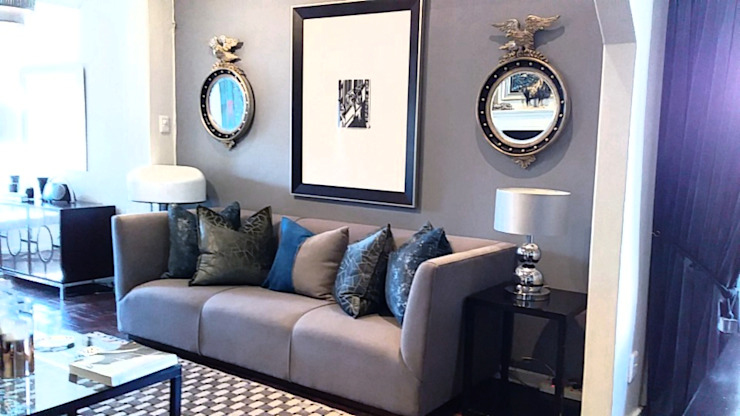 Effortless Suburban Elegance by CKW Lifestyle Associates PTY Ltd Eclectic