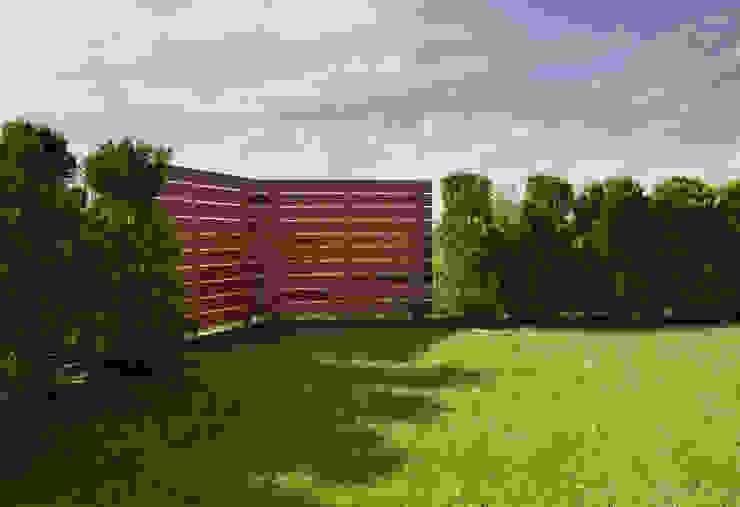 by Bednarski - Usługi Ogólnobudowlane Modern Wood Wood effect