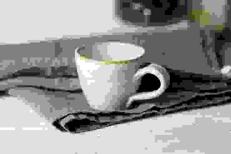 Handmade Espresso Cups The Little Pot Company CocinaVasos, cubiertos y vajilla